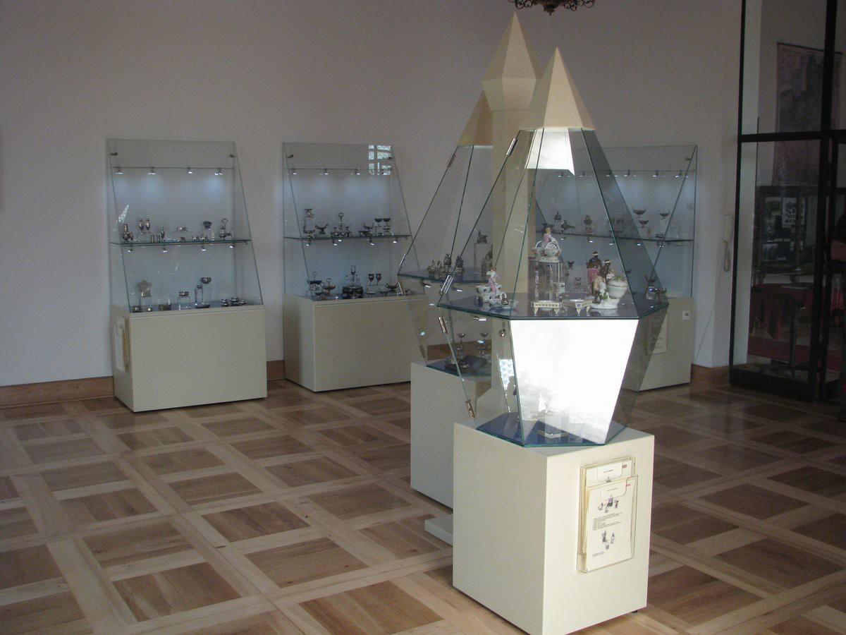 Muzeum Solniczek na zamku